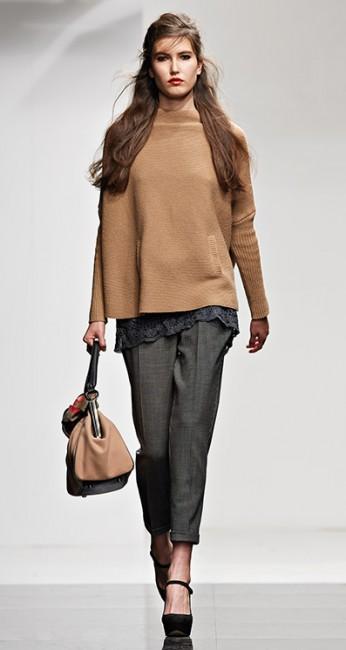 Maglia lana Twin Set autunno inverno 2014 2015