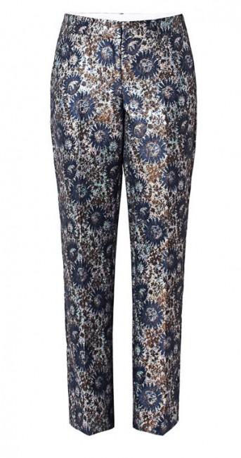 Pantaloni fantasia Marella autunno inverno 2014 2015