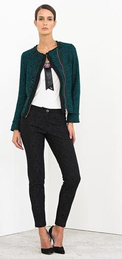 Pantaloni skiny Nenette autunno inverno 2014 2015