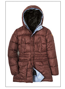 Parka Save The Duck autunno inverno 2014 2015