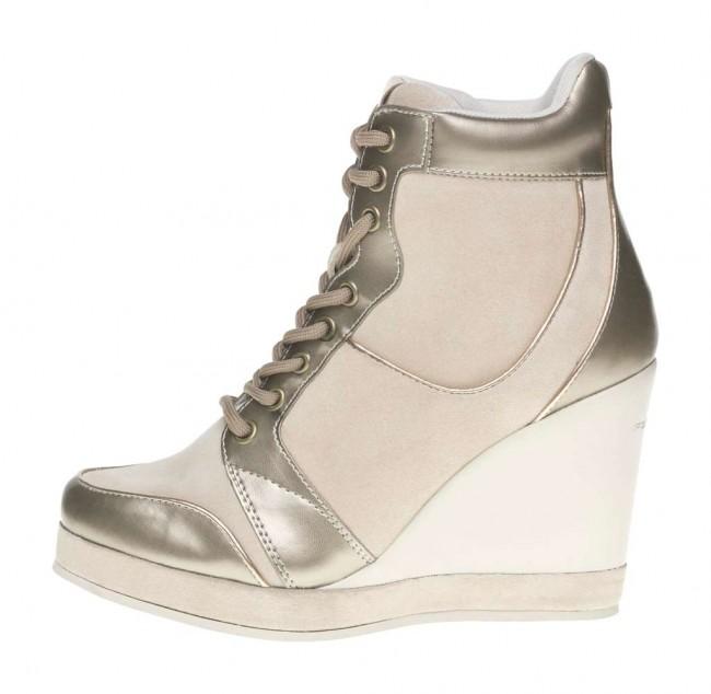 Sneakers con zeppa Fornarina scarpe autunno inverno 2014 2015  18b22c26c2d