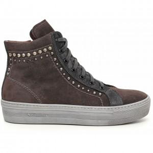 Sneakers stringati Nero Giardini autunno inverno 2014 2015