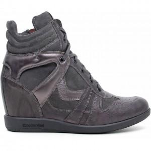 Sneakers zeppa interna Nero Giardini autunno inverno 2014 2015