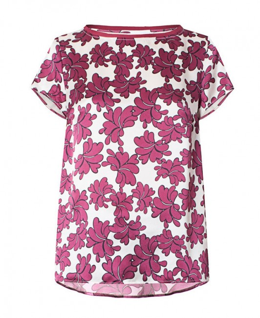 T-shirt stampata Marella autunno inverno 2014 2015