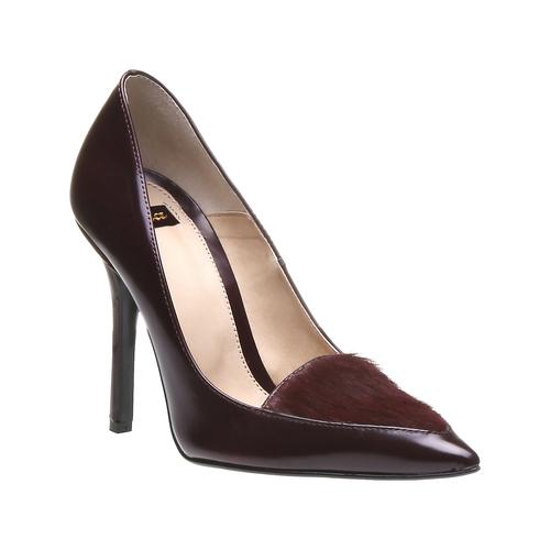 Tacco a spillo in pelle Bata scarpe autunno inverno 2014 2015