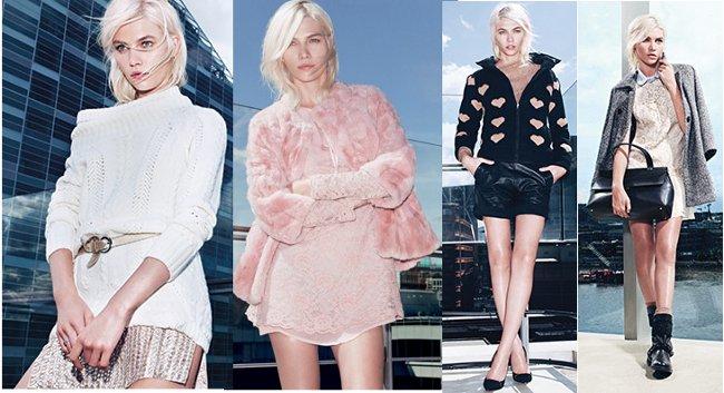 Twin Set abbigliamento autunno inverno 2014 2015
