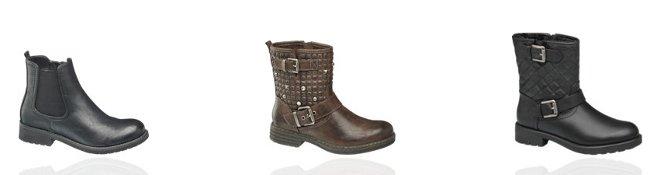 Ancle boots Deichmann scarpe autunno inverno 2016 2017