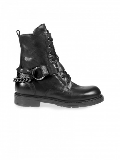 Anfibi neri Janet   Janet scarpe autunno inverno 2014 2015 776ef2f847d