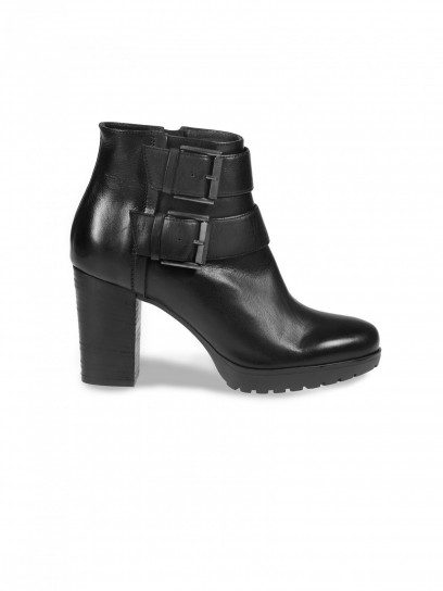 Ankle boot con fibbie Janet & Janet scarpe autunno inverno 2014 2015
