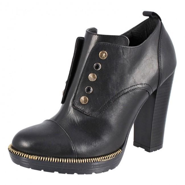 Ankle boot in vitello Cinti scarpe autunno inverno 2014 2015