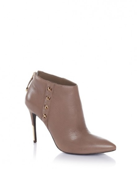 Ankle boots taupe Guess scarpe autunno inverno 2014 2015