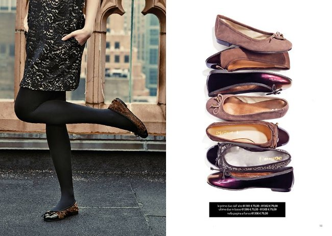 Ballerine Melluso scarpe autunno inverno 2014 2015
