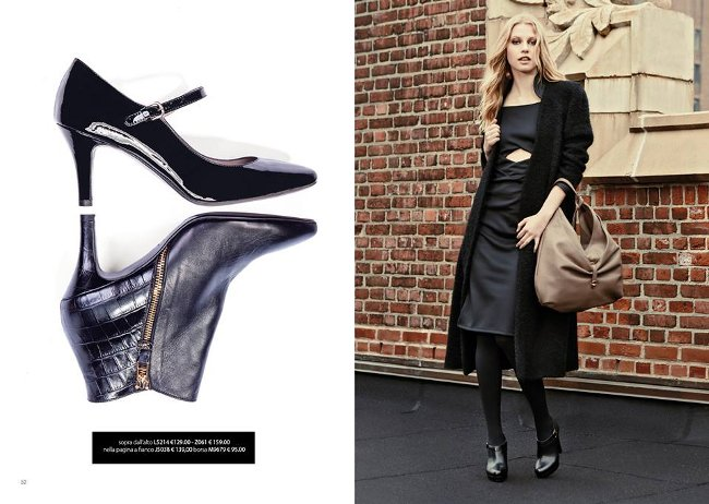 Catalogo Melluso scarpe autunno inverno 2014 2015
