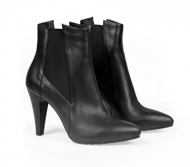 Chelsea boot a punta Janet & Janet scarpe autunno inverno 2014 2015