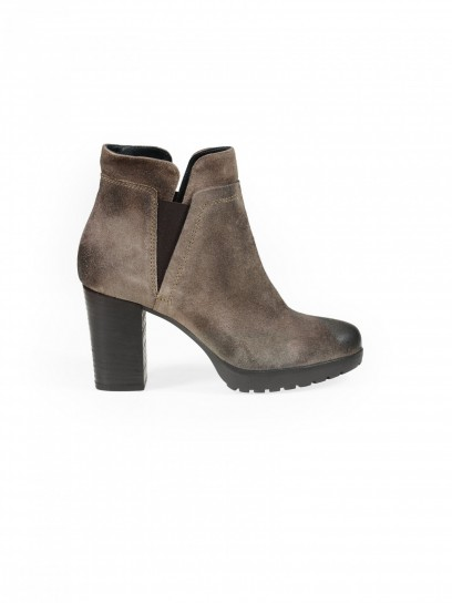 Chelsea boot in camoscio Janet & Janet scarpe autunno inverno 2014 2015