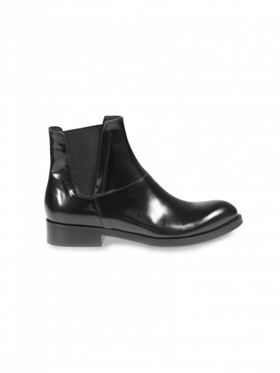 Chelsea boot in vernice Janet & Janet scarpe autunno inverno 2014 2015