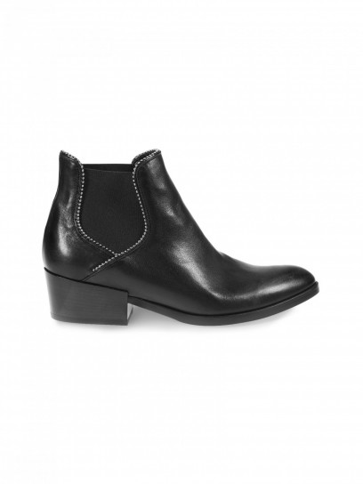 Chelsea boot neri Janet & Janet scarpe autunno inverno 2014 2015