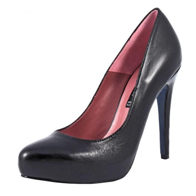Decollete nere Cinti scarpe autunno inverno 2014 2015