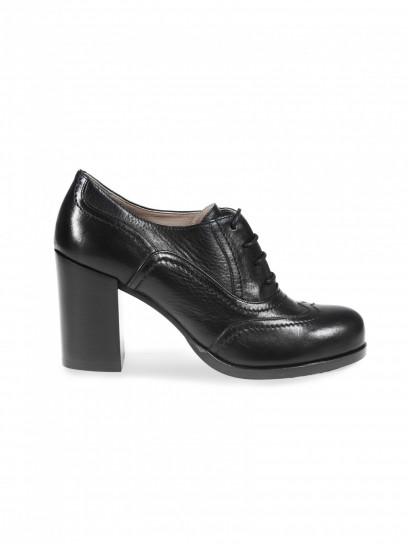Francesine nere Janet & Janet scarpe autunno inverno 2014 2015