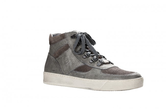 Snaekers alte con laci Melluso scarpe autunno inverno 2014 2015