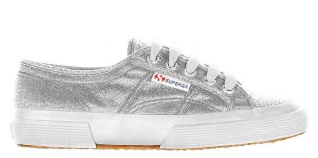 Sneakers Superga argento Superga scarpe autunno inverno 2014 2015