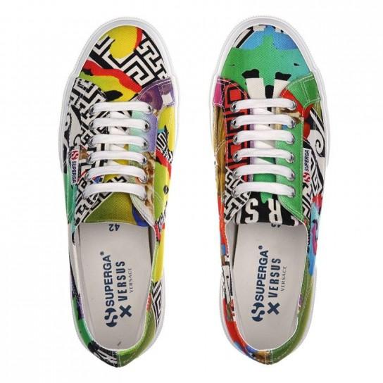 Sneakers Superga by Versus Versace