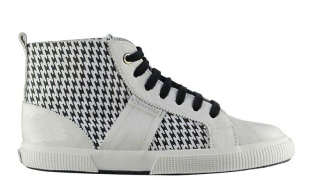 Sneakers bicolor Superga scarpe autunno inverno 2014 2015