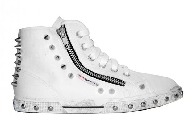 Sneakers con borchie Superga scarpe autunno inverno 2014 2015