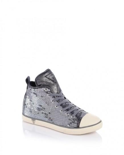Con Guess Sneakers Autunno Inverno 2014 Scarpe Paillettes 2015 NvwOn08m