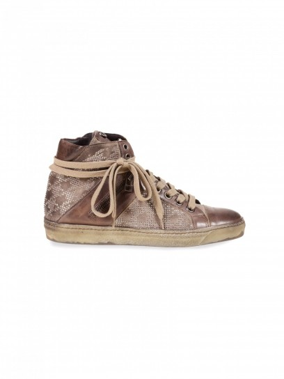 Sneakers con strass Janet & Janet scarpe autunno inverno 2014 2015