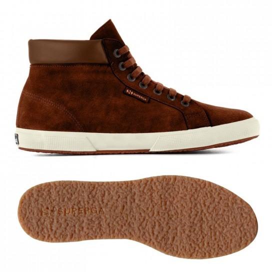 Sneakers in suede Superga Superga scarpe autunno inverno 2014 2015
