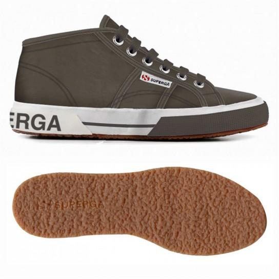 Sneakers marroni Superga scarpe autunno inverno 2014 2015