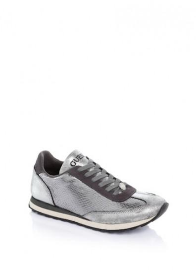 Sneakers silver Guess scarpe autunno inverno 2014 2015