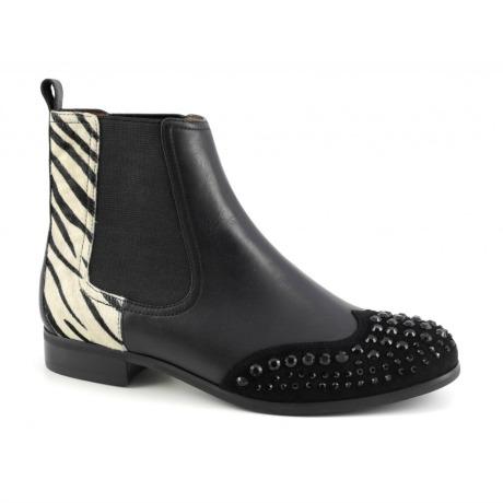 Stivaletti chelsa Cafè Noir scarpe autunno inverno 2014 2015