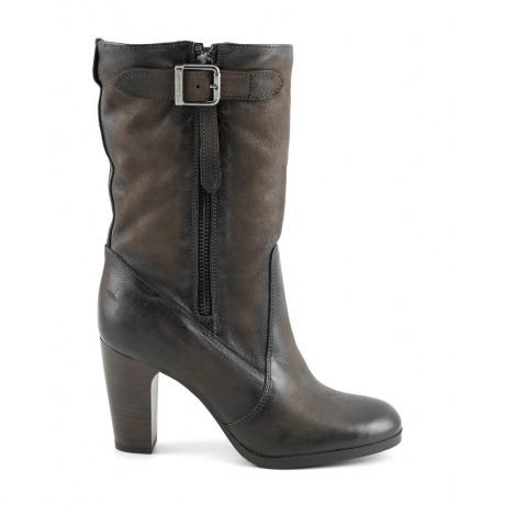 Stivaletti con zip Cafè Noir scarpe autunno inverno 2014 2015