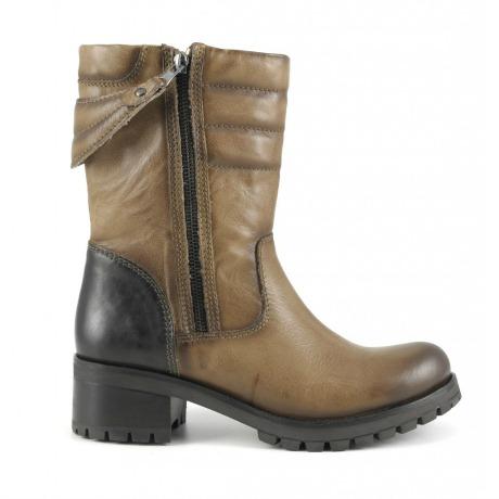 Stivaletto zip Cafè Noir scarpe autunno inverno 2014 2015