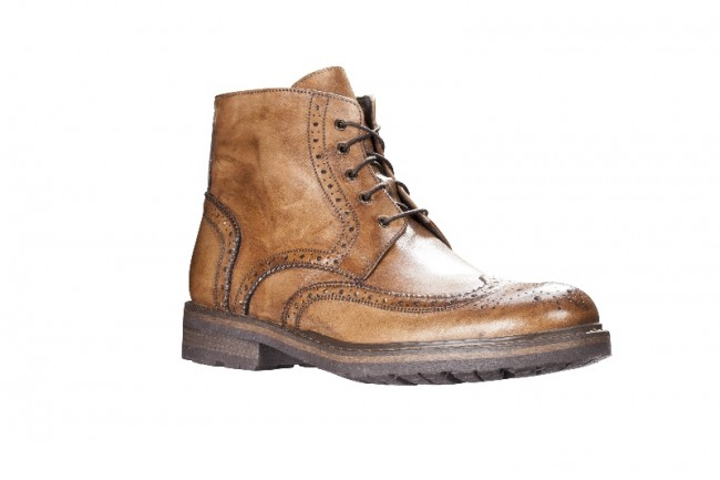 Stivalletto uomo Melluso scarpe autunno inverno 2014 2015