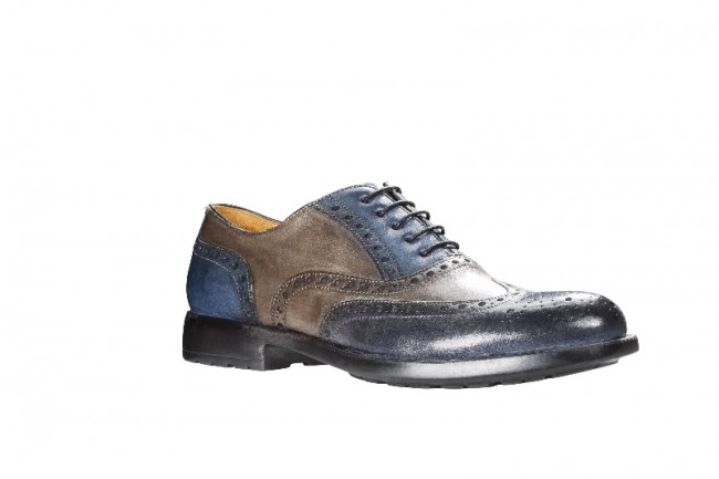 Stringate uomo Melluso scarpe autunno inverno 2014 2015