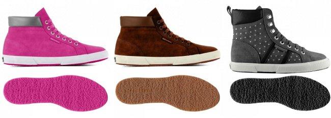Superga scarpe autunno inverno 2014 2015