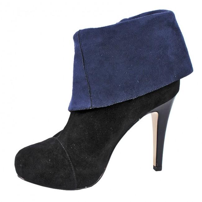Tronchetto tacco spillo Cinti scarpe autunno inverno 2014 2015
