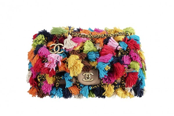 Borsa multicolor Chanel borse primavera estate 2015