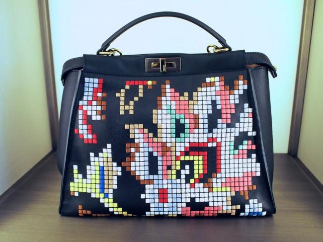 Fendi Bags Spring Summer 2015