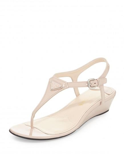 Sandali rosa Prada