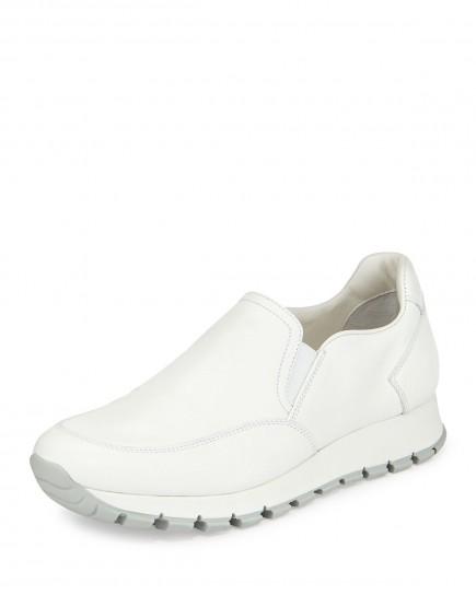 Sneakers bianche Prada primavera estate 2015