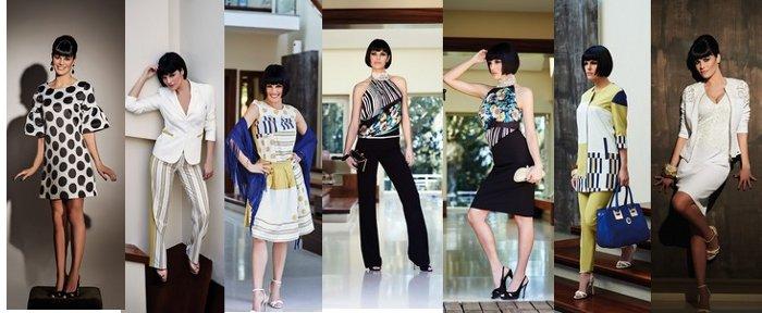 Abbigliamento Cannella primavera estate 2015