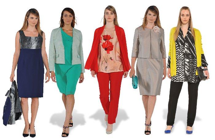 Abbigliamento Elena Mirò primavera estate 2015