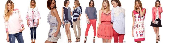 Abbigliamento Giorgia & Johns primavera estate 2015