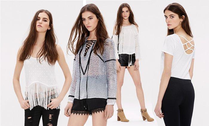 Abbigliamento OVS primavera estate 2015