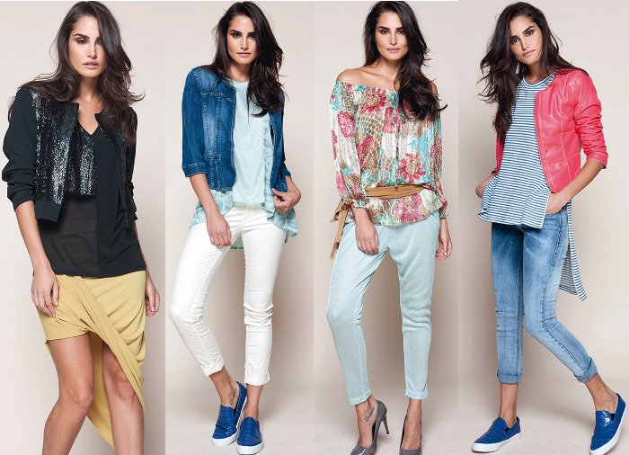 Coconuda primavera estate 2015 catalogo moda donna