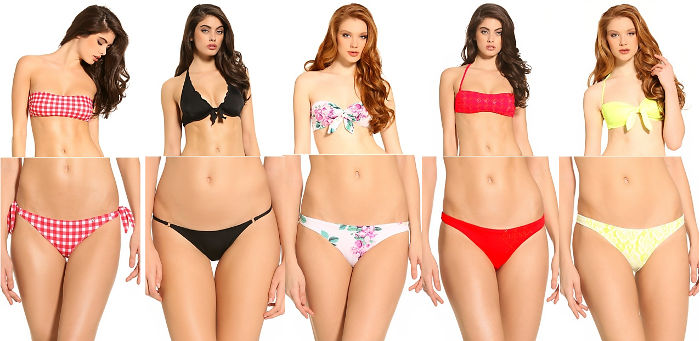 Bikini Guess estate 2015